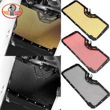Moto radiateur garde radiateur couverture grille garde couverture protecteur convient pour Yamaha TMAX 530 2012 2013 2014 2015 2016 T-MAX530
