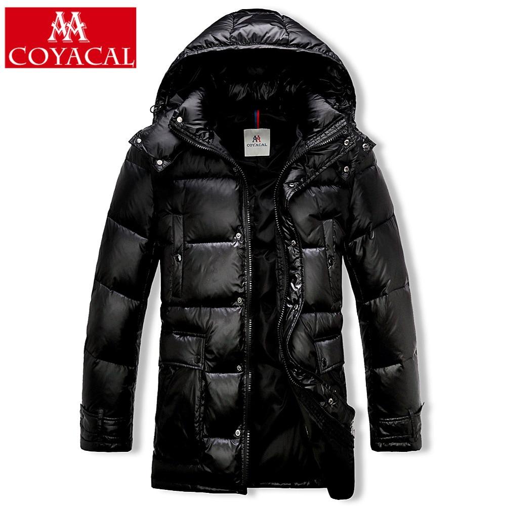 Мужской пуховик, блестящий пуховик, зимний мужской блестящий пуховик с капюшоном, черная зимняя одежда 2XL M L XL XXL