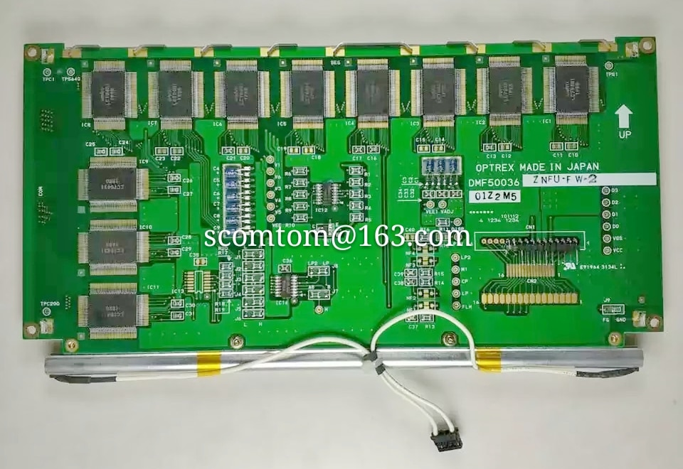 DMF-50036 9,6 pulgadas pantalla LCD Panel de pantalla