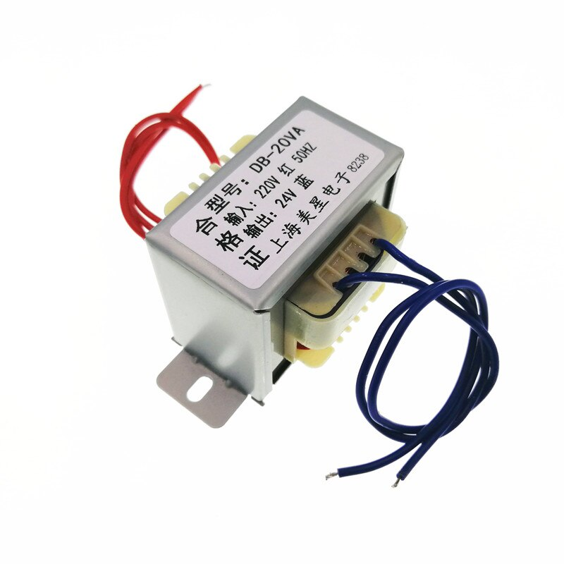 Transformador de potência DB-20VA/w 220 v/380 v a 6 v/9 v/12 v/15 v/18 v/24 v/36 v comunicação