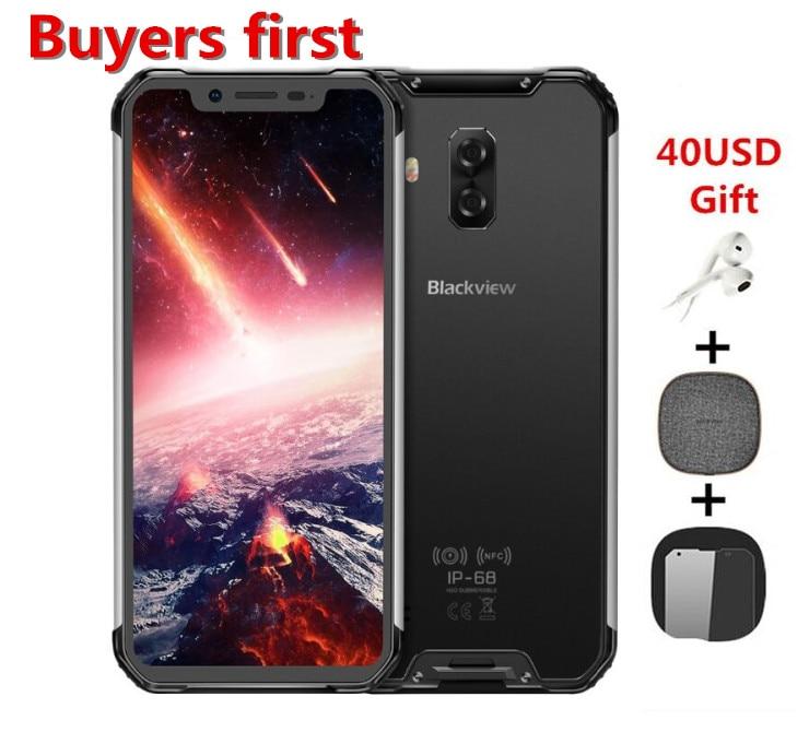 Перейти на Алиэкспресс и купить Blackview BV9600 pro смартфон с 5,5-дюймовым дисплеем, процессором MT6771, ОЗУ 6 ГБ, ПЗУ 6,21 ГБ, 8,1 мАч, Android 128