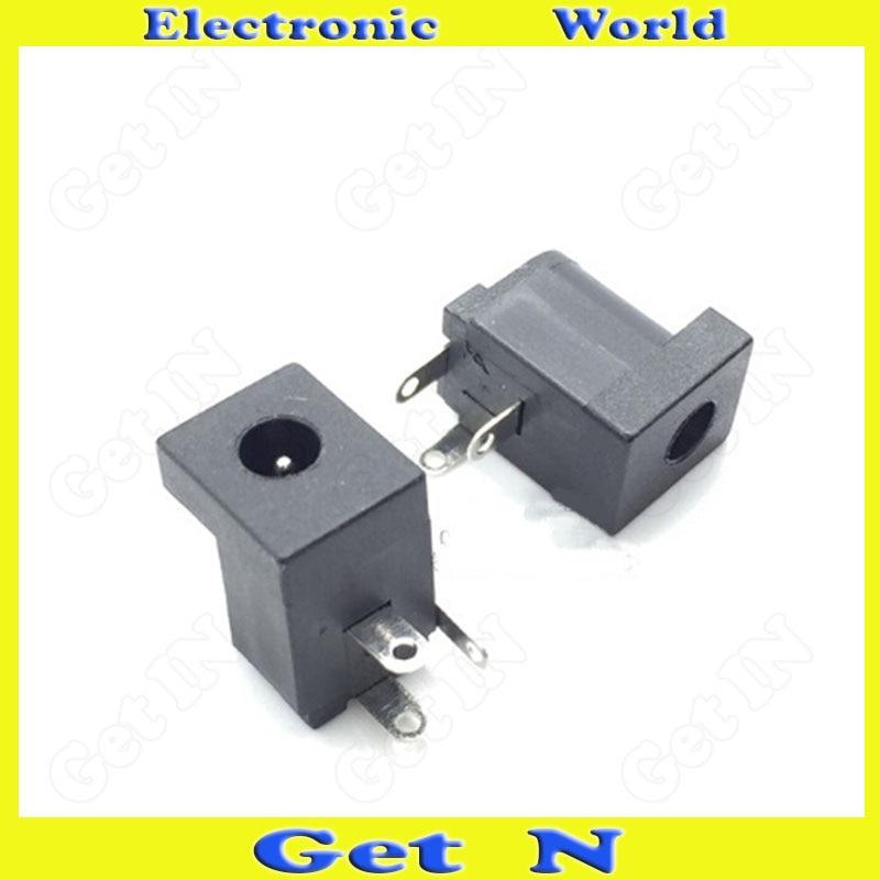 1000 قطعة DC-005 3P DIP 3.0*1.3 مللي متر DC امدادات منفذ واجهة DC AC شحن موصلات الرافعات ل اللوحي الدفاتر