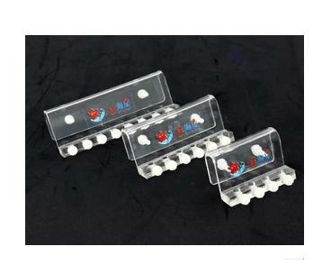 El accesorio de tubo suave para bomba de dosificación para 4 tubos, 6 tubos, 8 soporte para tubos, piezas de bomba dosificadora