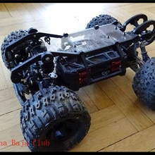 rc car frame op parts , roll cage RC accessories Protective cover Imported nylon production For Thun