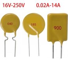 JK60-065 JK60-075 60V 0.65A 650MA 0.75A 750MA PPTC PolySwitch enchufe Dual en línea paquete DIP auto-curación fusible reajustable