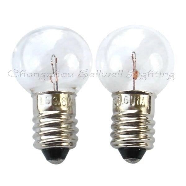 New!miniature Light Bulb E10 18x30 14v 5w A084