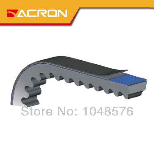 Courroie en V   Modèle AV17 XPC AVX17 et largeur 16.7 à 17mm, pièces de Transmission, longueur intérieure 705 à 3000mm