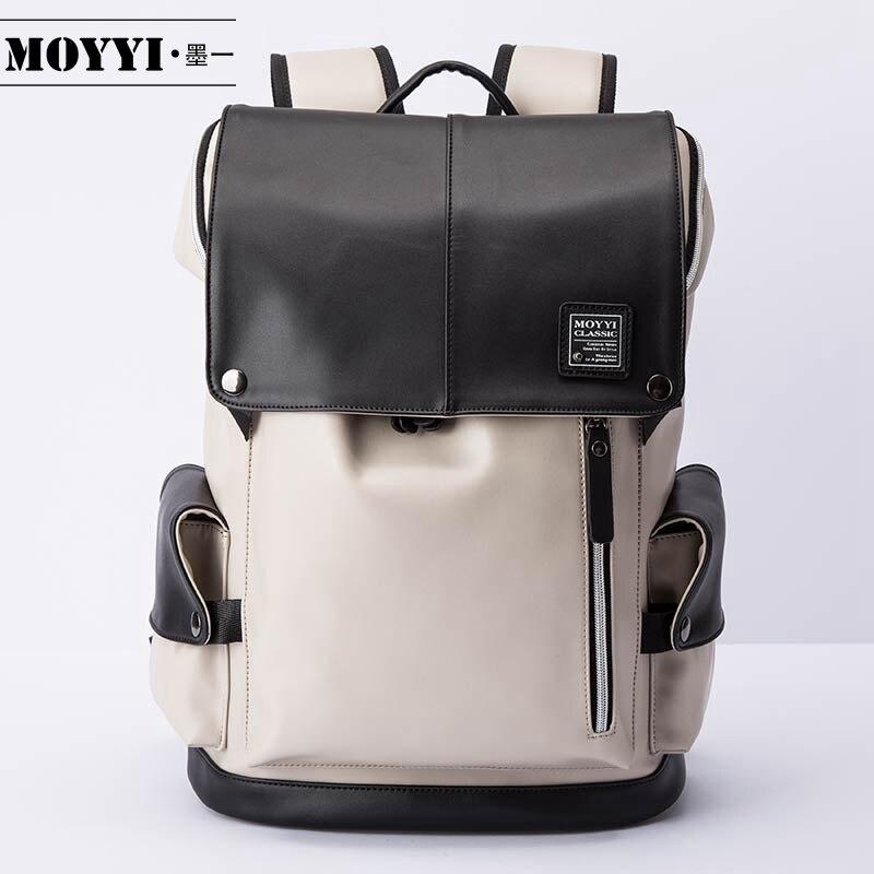 MOYYI рюкзак для 14-дюймового ноутбука, многофункциональный usb-рюкзак для зарядки, рюкзаки Mochila, школьные сумки, супер высококачественные рюкза...
