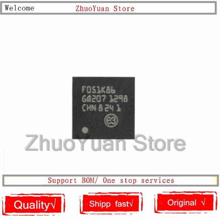 1 unids/lote nuevo original STM32F051K8U6 QFN-32 STM32F051 UFQFPN32 IC chip