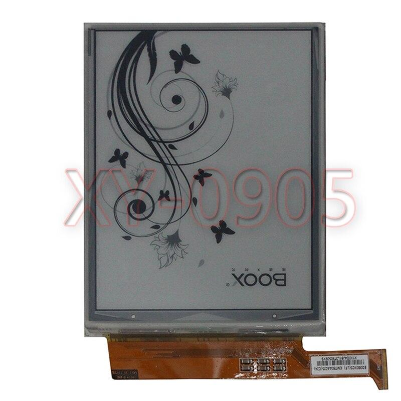 Nueva pantalla Original ED060XC5 (LF) e-ink para Gmini MagicBook R6HD 6 pulgadas ebook reader display