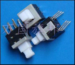 5.8*5.8MM 6P self-locking Key switch Push button switch