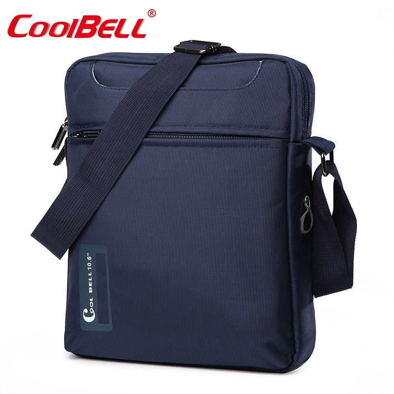 Cool Bell 10 10,6 дюймов Сумка для планшета для iPad 2/3 /4 iPad Air 2/3 мужская сумка через плечо для ноутбука маленькая сумка через плечо