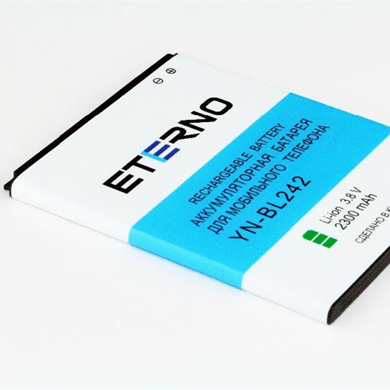 ETERNO BL242 batería para Lenovo A6000 K30 2300 mAh alta calidad