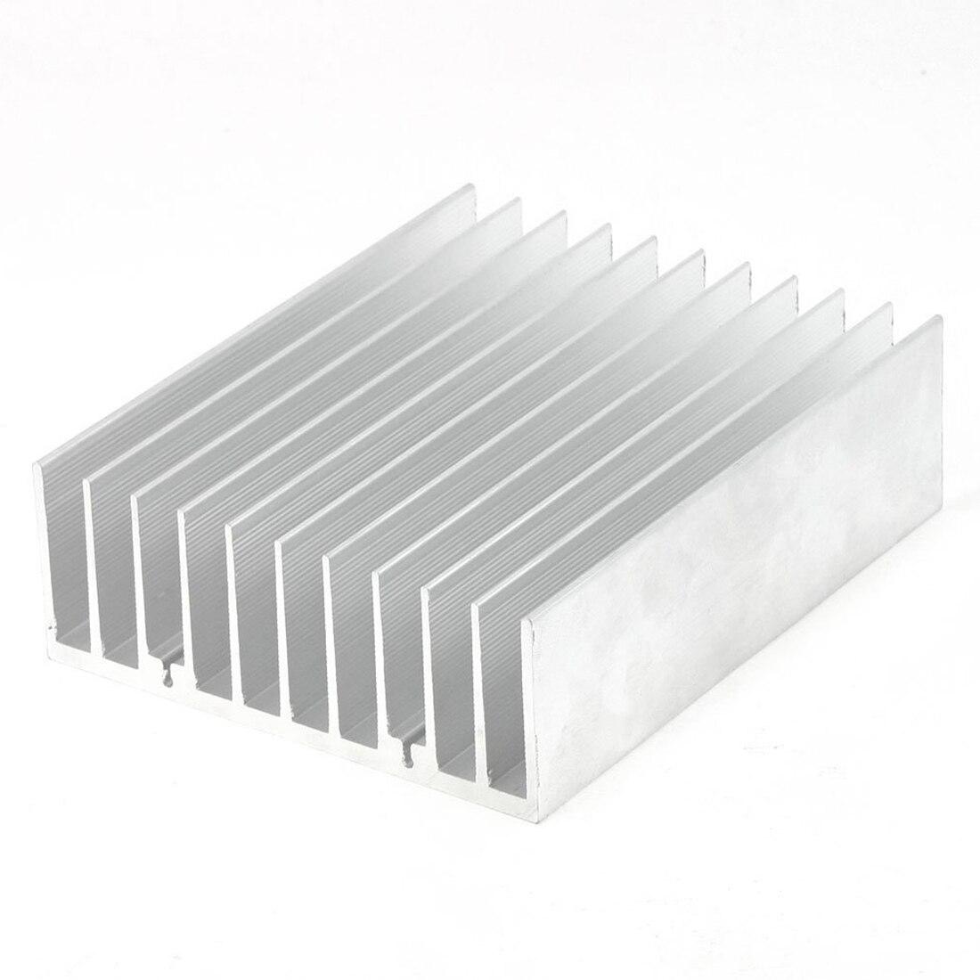120mm x 45mm x 150mm Heatsink Heat Dissipation Aluminium Cooling Fin