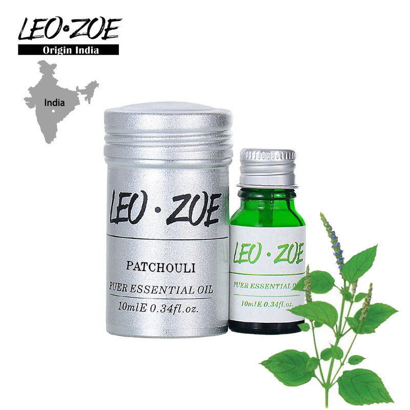 Leozoe Patchouli essential oil Certificate of origin India High quality Authentication Aromatherapy  Patchouli oil l100ML