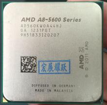 PC computer AMD A-Series APU X4  A8-5600K  A8 5600K  FM2 Quad-Core CPU  100% working properly Desktop Processor