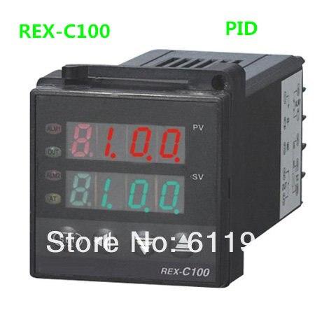 Controlador de temperatura Digital PID termopar 0 a 400 grados TK0374 #