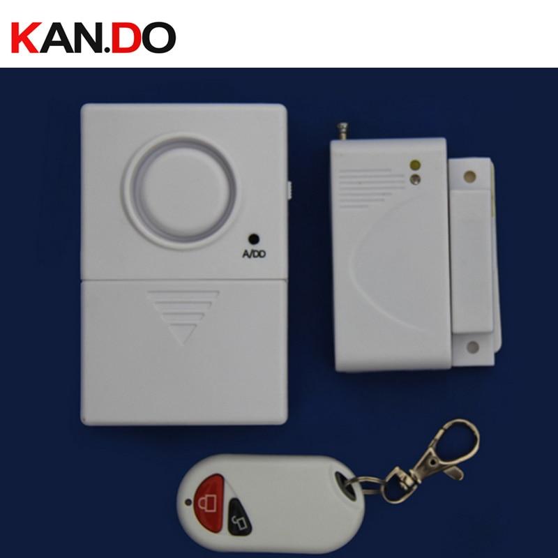 door sensor burglar alarm,remote control function wireless door magnetic sensor anti-theft alarm wireless sensor alarm