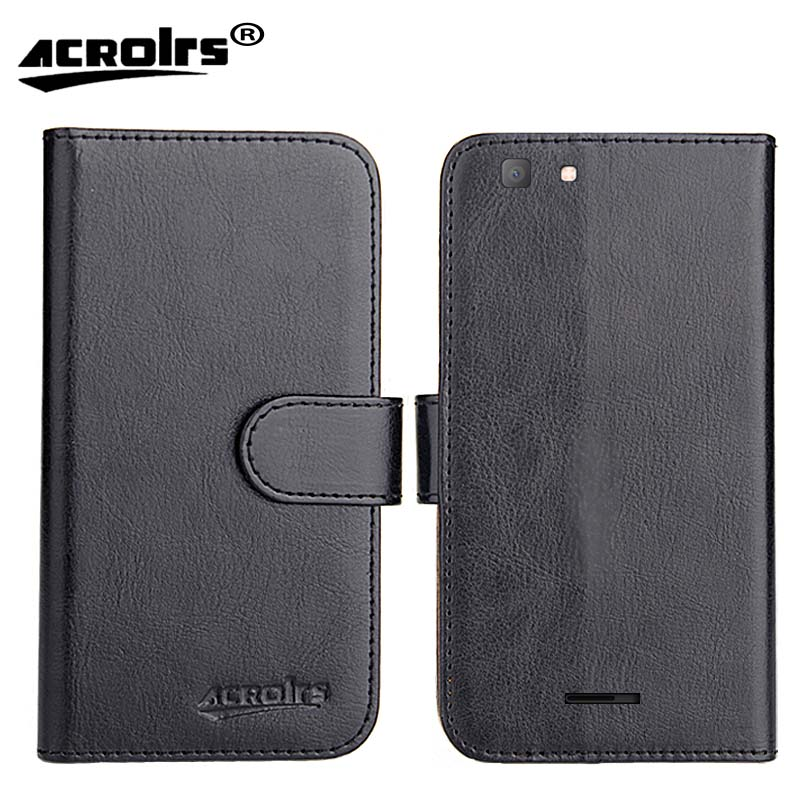 Altice SX41 Case 6 Colors Dedicated Leather Exclusive Special Crazy Horse Phone Cover Cases Credit c