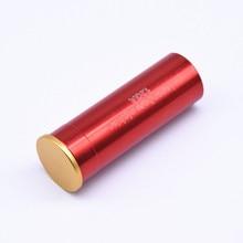 Red Laser 12 Gauge Cartridge Bore Sighter 12GA Laser Boresighter Sighting Sight Boresight Hunting Red Copper