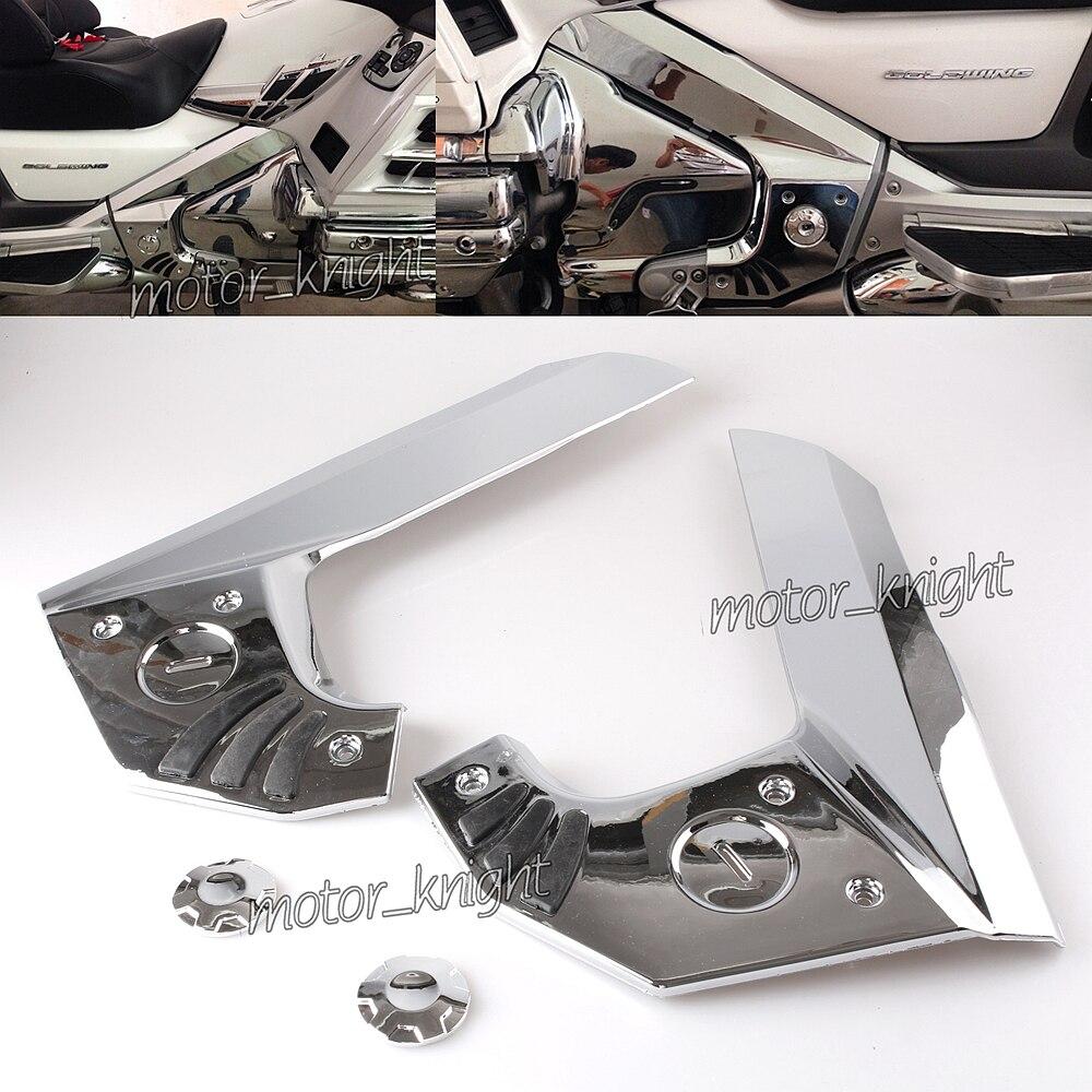 BOOMERANG إطار يغطي ل 2001-2017 هوندا الذهب الجناح GL1800 نماذج هدية إطار يغطي