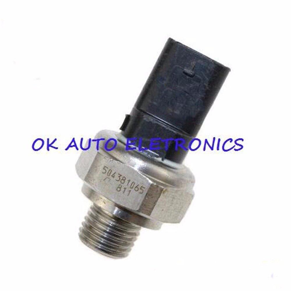 Transductor de válvula de presión, interruptor de presión de aceite, Sensor de presión de combustible 504381065 5-499000-811