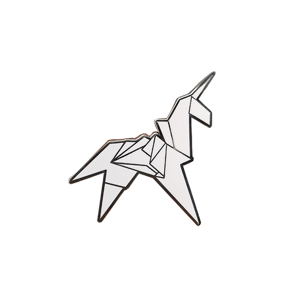 Unicornio de Origami Blade runner Pin