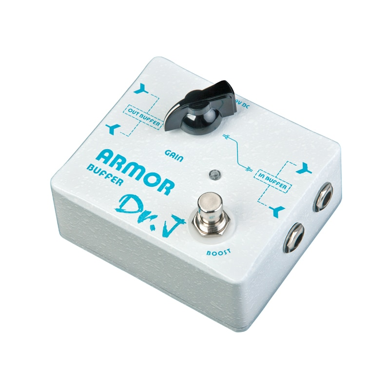 JOYO Dr.J D57 Armor buffer and booster together Guitar Effect Pedal for professional guitar players True Bypass Design
