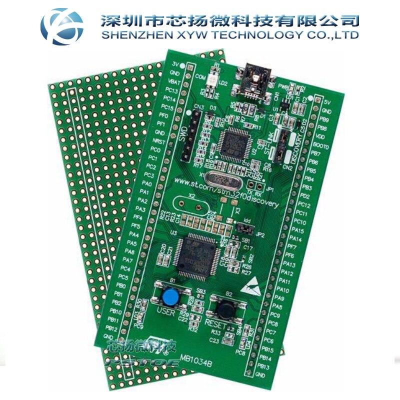 Originele STM32F0DISCOVERY Arm Discovery F0 Board 32-Bit Arm Cortex M0 Met Mcu STM32F051R8T6