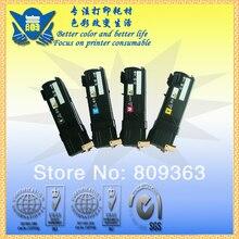 JIANYINGCHEN cartouche de toner couleur Compatible 106R01278 106R01279 106R01280 106R01281 pour XEROXs Phaser 6130 (4 pièces/lot