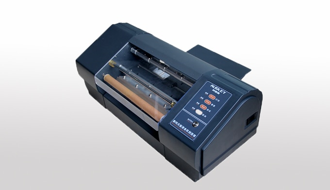 ADL-330C Digital Foil Stamping Machine / Foil Printing Machine / Automatical Sheets Feeding machine free shipping