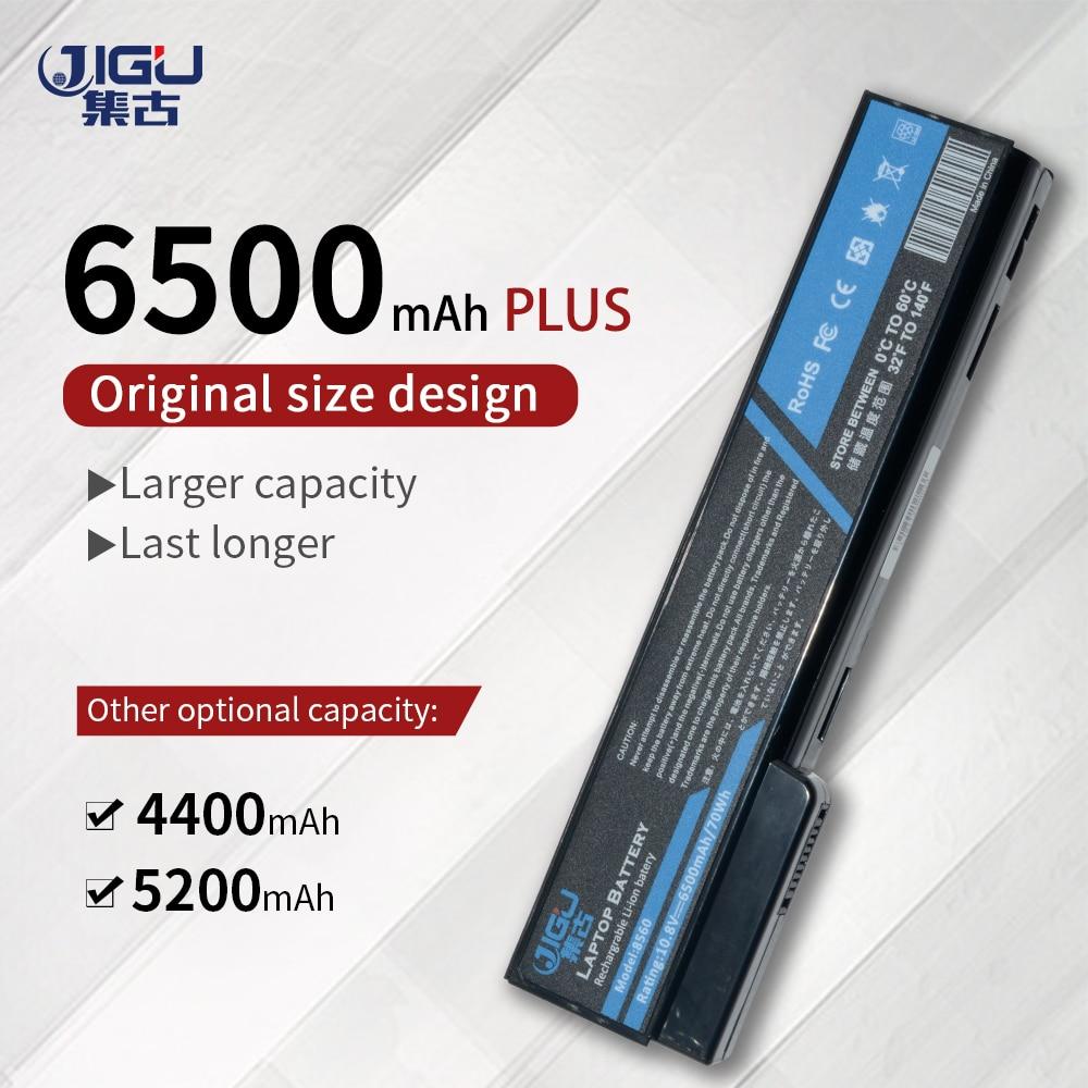 JIGU Laptop Battery For HP EliteBook 8460p 8470p 8560p 8460w 8470w 8570p ProBook 6460b 6470b 6560b 6