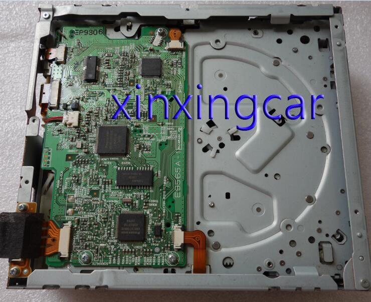 100% Original nuevo Matsushita 6 disco CD mecanismo de circuito impreso E-9565 para Daewoo Mazda Subru VW Toyota CD de coche cambiador de rad