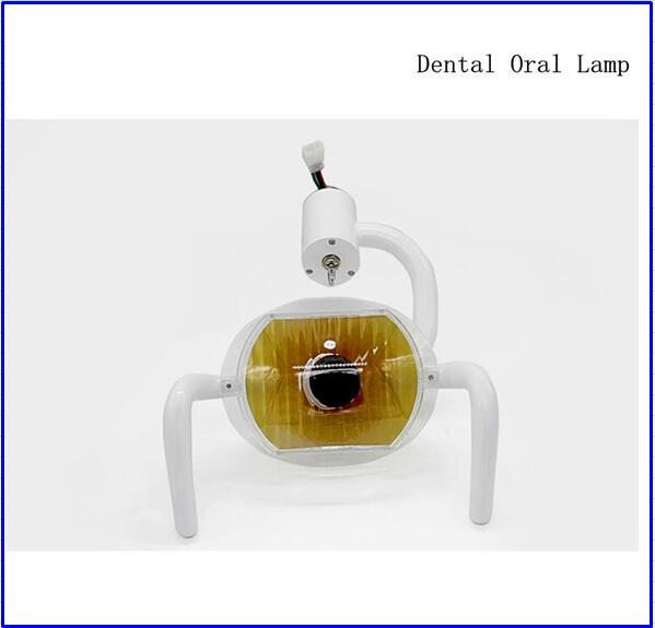Aluminum Dental Oral Surgery lamp apparats lamp cold light lamp circle lamp none the shadow light Dental materials