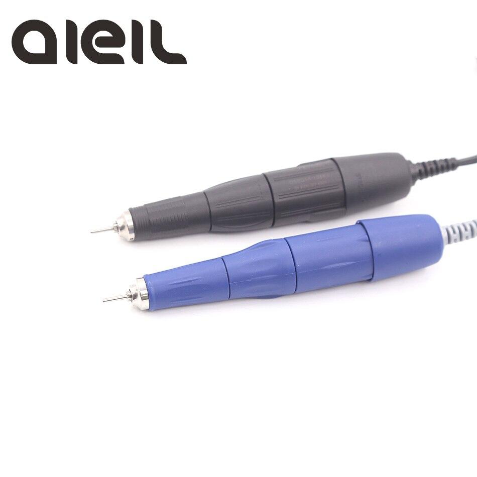 Fuerte 210 105L/102L taladro de uñas 35000 máquina de pluma para manicura máquina de taladro de uñas Aparato de mano para herramientas de manicura