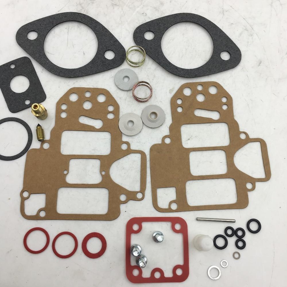 SherryBerg 40 42 45 DCOE Carb vergaser Rebuild Repair Tune Up Kit для weber dellorto EMPI карбюратор настроенный комплект прокладок