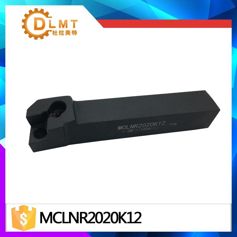 MCLNR2020K12 95 External Degree Torno Ferramenta de Corte de alta qualidade Para CNMG120408 CNMG120408 Usado na Máquina de Torno CNC