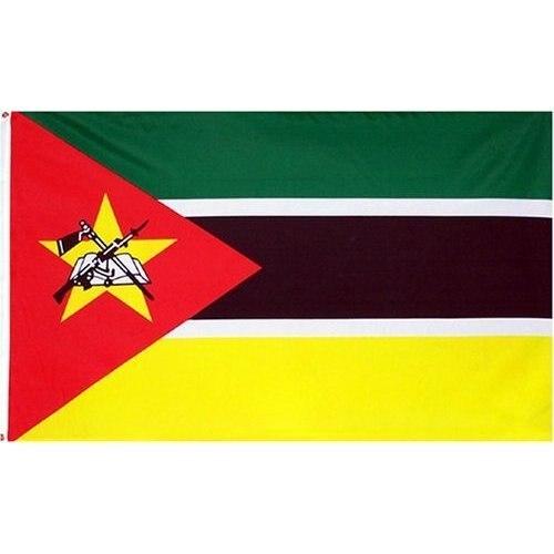 Yehoy 90*150cm MZ MOZ mocambique mosambik flagge Für Dekoration