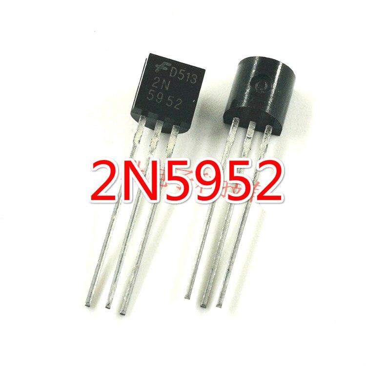 10 sztuk 2N5952 2N7000A 2SA1208 A1208 2SC2910 C2910 2SC372 C372 2SC1093 C1093 TO-92