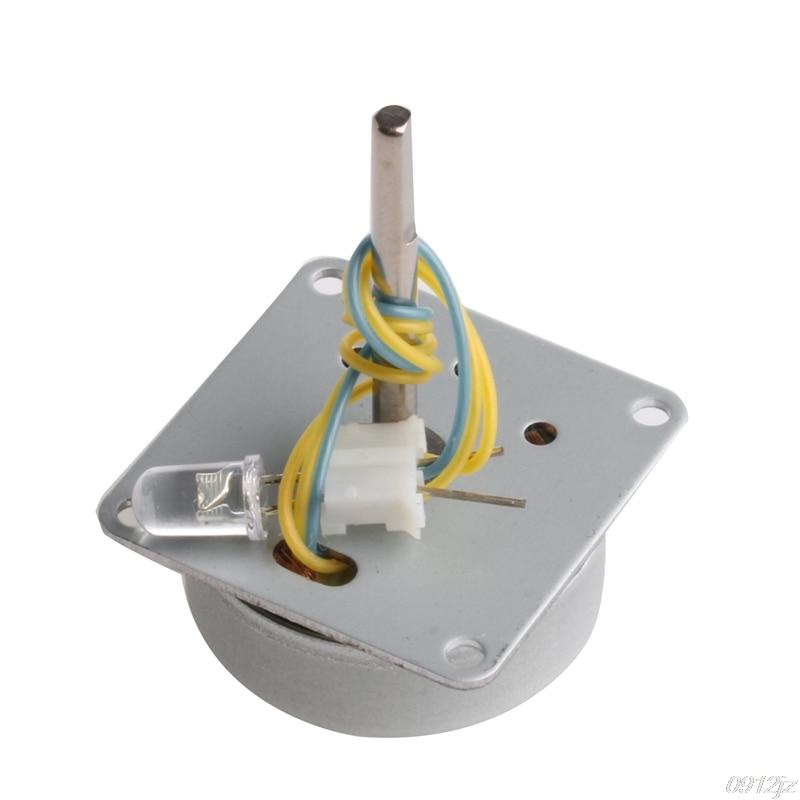 Mini Micro pequeñas turbinas trifásicas alternador de mano 3 V-24 V 12W nuevo C90A nuevo envío directo