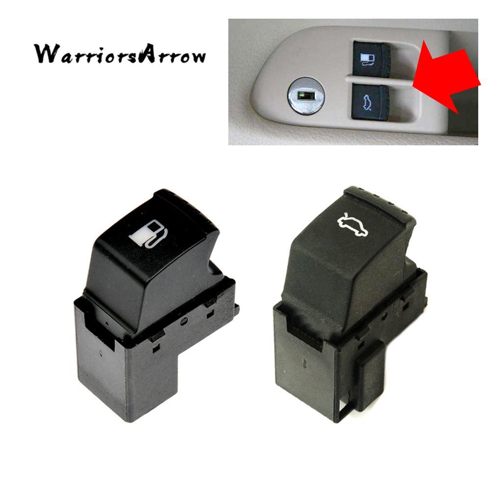 WarriorsArrow задний багажник Топливный Бак Газовая Дверь релиз переключатель для VW Bora Jetta Golf MK4 Passat B5 1999 2005 1J0959831A 1J0959833A