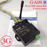 Systeme dalarme de securite domestique  GSM 3G  appel SMS  numerotation automatique  telecommande  livraison gratuite