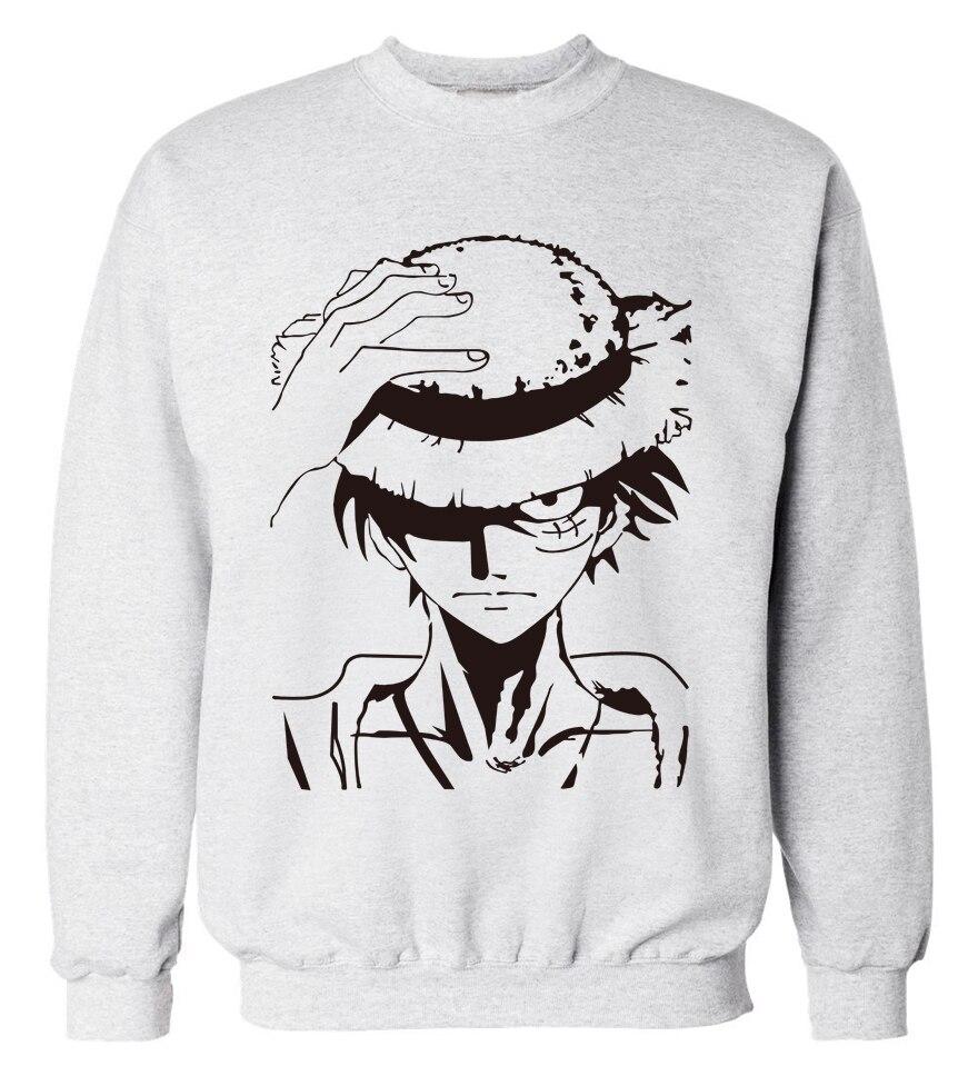 Для фанатов Аниме One Piece Luffy мужские толстовки с капюшоном 2019 горячая Распродажа Весна Зима повседневные флисовые мужские толстовки с капюшоном S-2XL