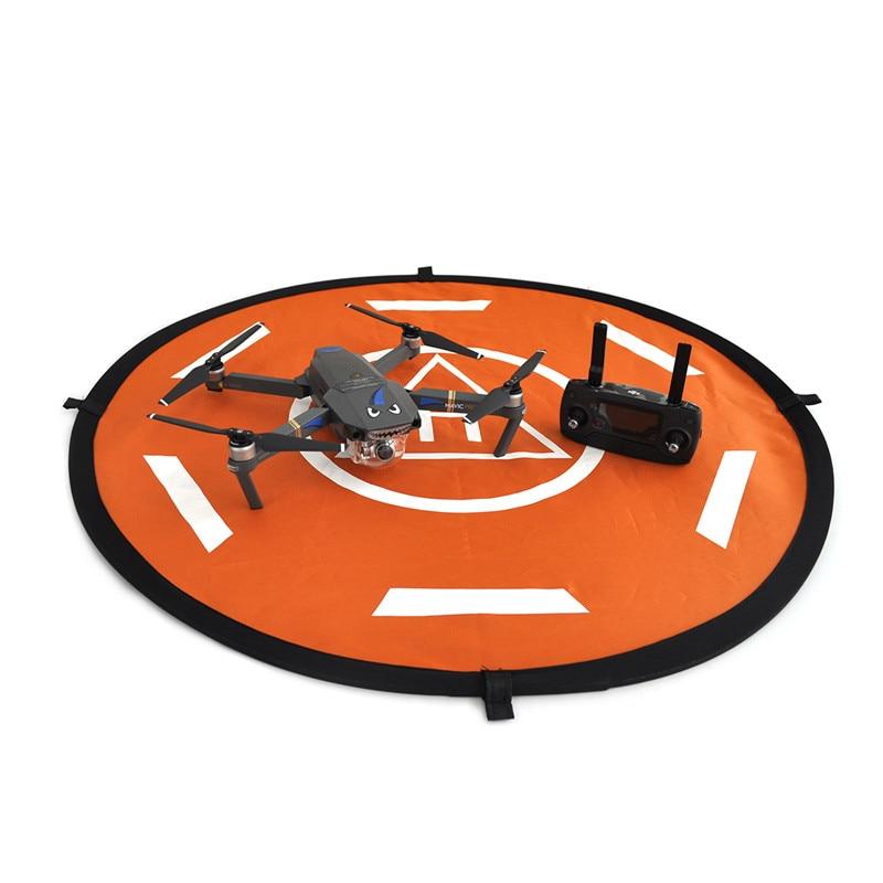 Almohadilla de aterrizaje Helipad plegable para DJI Phantom 4 3 Mavic Pro Drone RC Quadcopter 20M Envío Directo