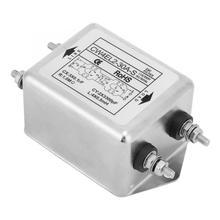 Konverter Dc Dc Konverter CW4EL2-30A-S Single-phase Power EMI Filter Netzteil Filter 115 V/250 V 50 /60Hz Inverter Frequenz