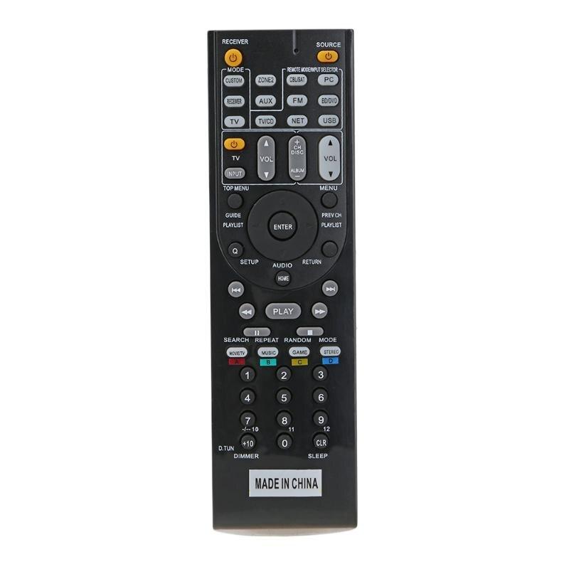 Control remoto Universal RC-799M de controlador remoto para ONKYO TX-NR616 TX-NR626 HT-S5400 HT-S5500 Receptor AV