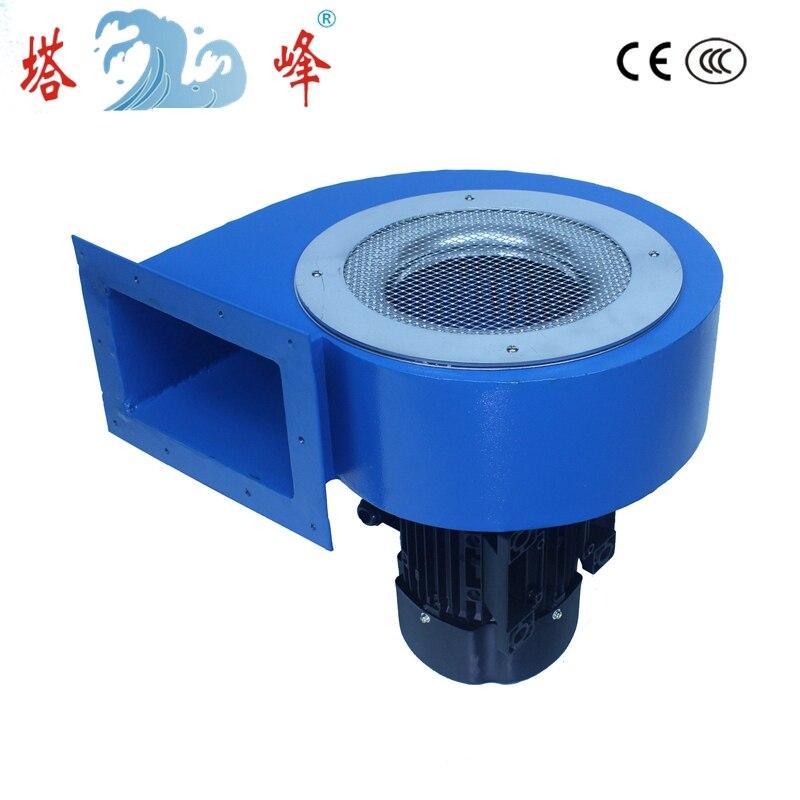 Gran volumen de aire 1,5 kw ventilador de aire industrial Equipo ventiladores de refrigeración soplador de aire