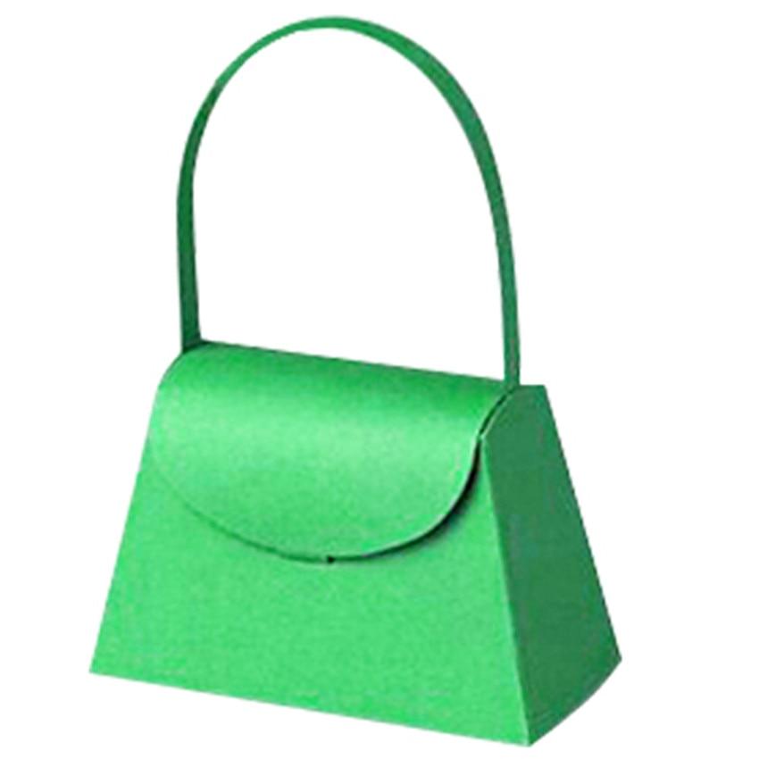 ForeWan Ladies Bags marco Metal troqueles arte de colección de recortes grabador de relieve para tarjetas de papel decoración troqueles