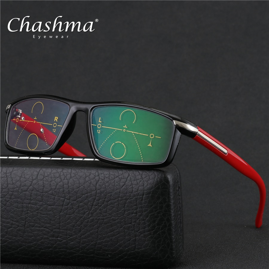 Очки для чтения CHASHMA 2018, очки для коррекции дальнозоркости, спортивные очки для мужчин и женщин