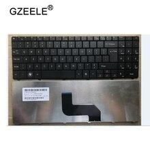 GZEELE Englisch Tastatur für Packard Bell TR81 TR82 TR85 TR86 TR87 MS2274 MS2285 MS2288 MS2273 US laptop tastatur schwarz notebook